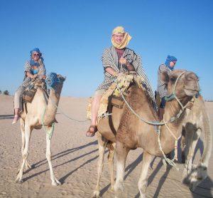 Tom&Nats on Camel